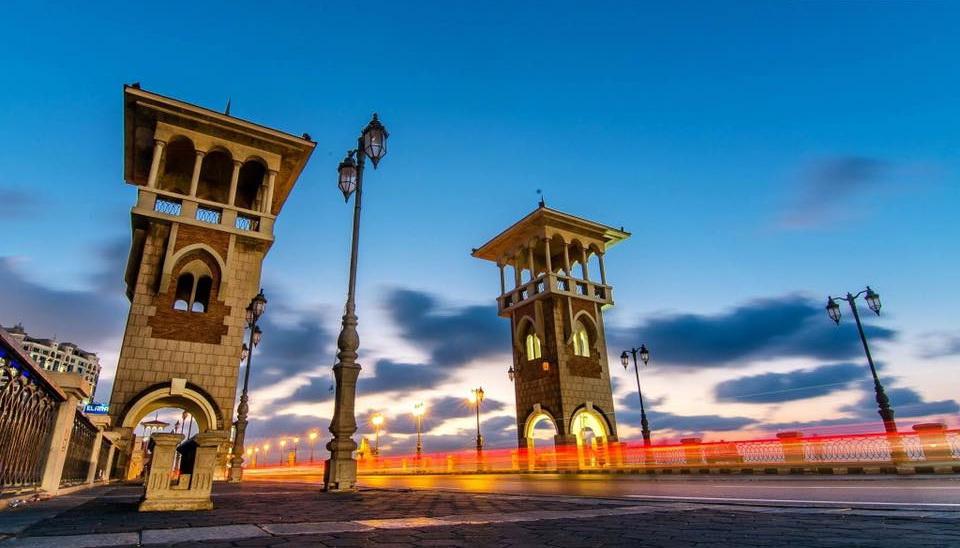 Day Tour to Alexandria Sites