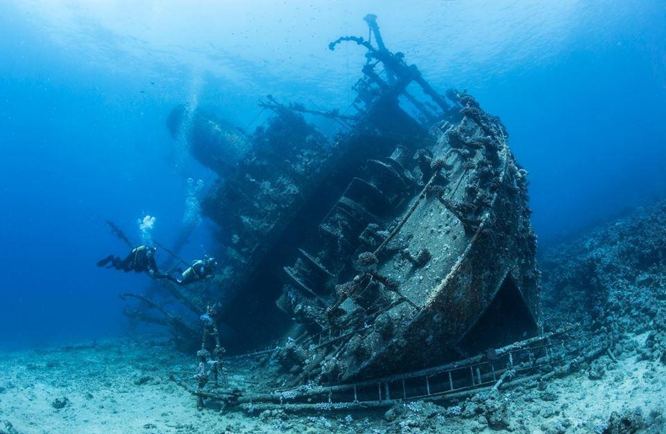 Day Tour To underwater Alexandria Sites