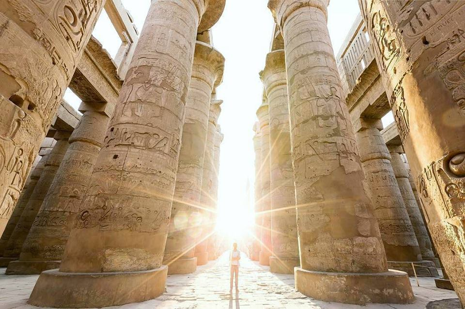 Package all in all (Cairo, Alexandria, Aswan,Nile cruise&Luxor)