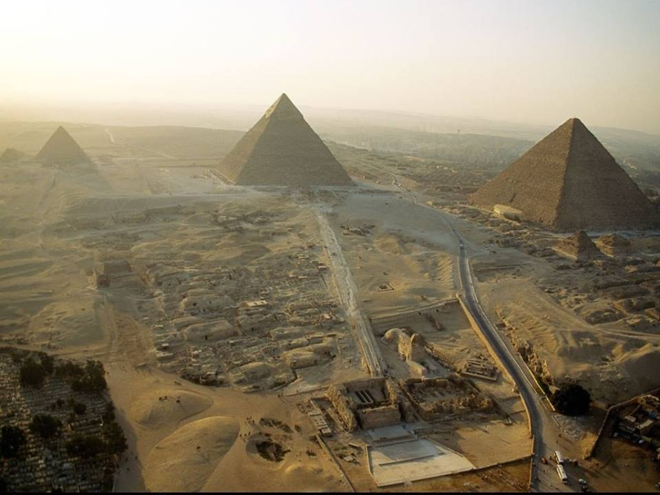 The Egypt Magic Between Cairo and Nile Cruise